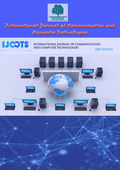 International Journal of Communication and Computer Technologies