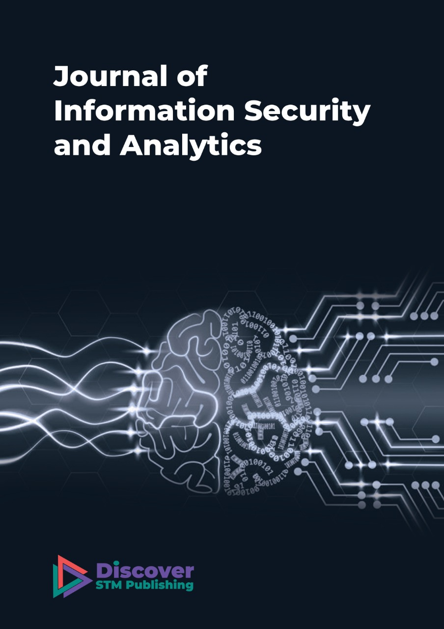 Journal of Information Security and Analytics Cover